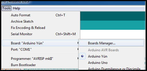 arduino-ide-boardmanager